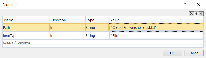 Invoke Powershell Activity In Uipath